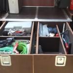 פאג'רו תא מטען- פלטת העמסה- פס קשירה מעוגל  (4)