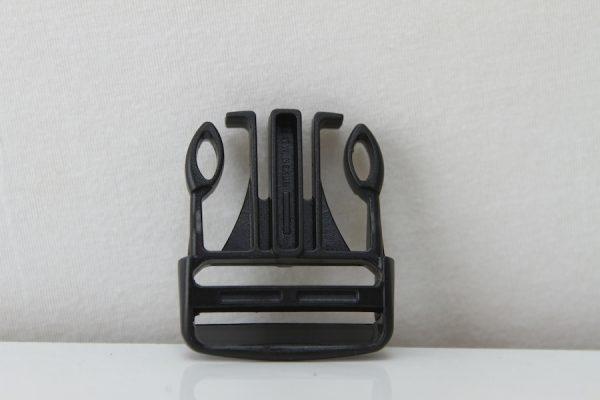 קליפס נעילה אצטל שחור זכר נקבה  40 ממ (1)
