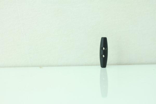 אבזם מתיחה ממיתר ניילון 2 חורים  (3)
